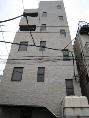 ビル外壁改修工事