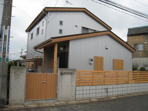 和紙と珪藻土と無垢材の家サムネイル